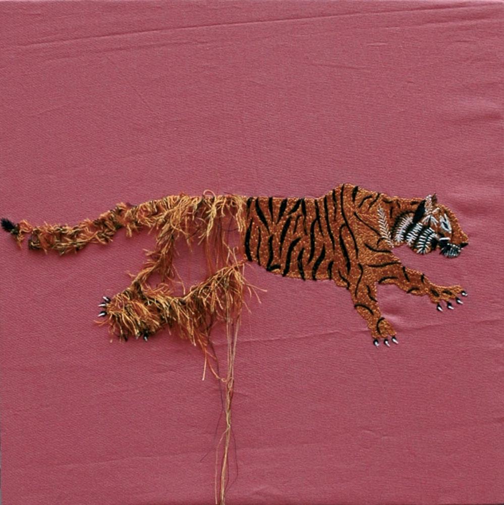 Tigre smagliata